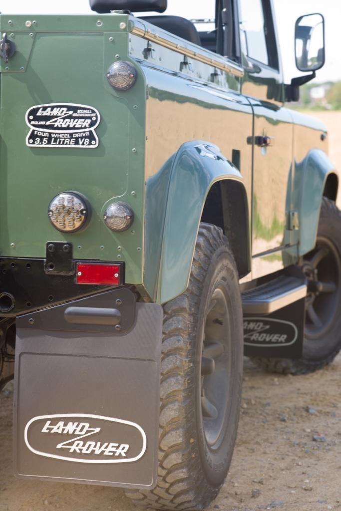 Defender 90 V8 | 009 - 1989