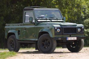 Defender 90 V8   009 - 1989