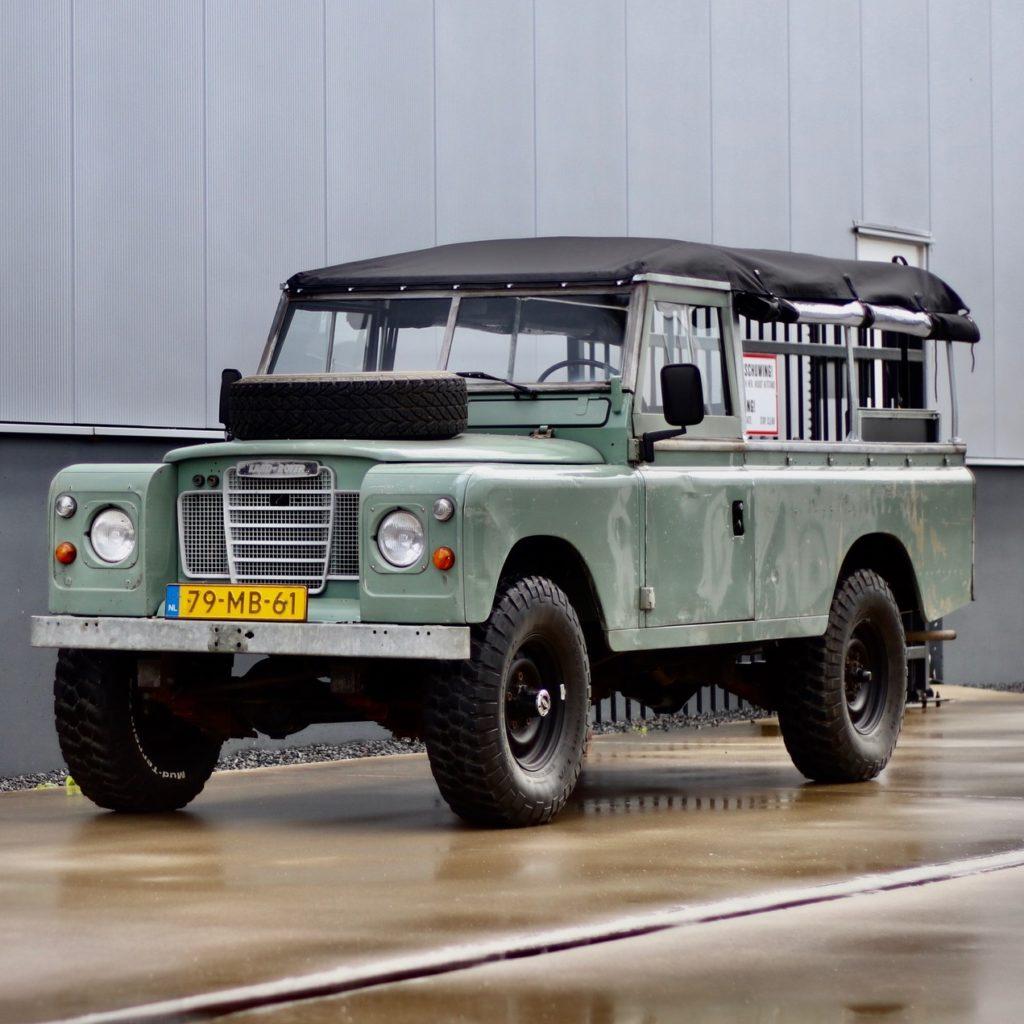 Series III 109 | 001 - 1979